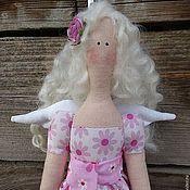 Куклы и игрушки ручной работы. Ярмарка Мастеров - ручная работа Цветочный ангелочек. Handmade.