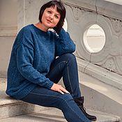 Одежда handmade. Livemaster - original item Sweater Tweed. Handmade.