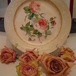 Настенные тарелочки от Нади Бовиной - Ярмарка Мастеров - ручная работа, handmade