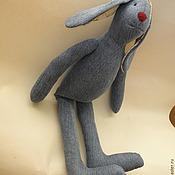 Куклы и игрушки ручной работы. Ярмарка Мастеров - ручная работа Зайка Мотя. Handmade.