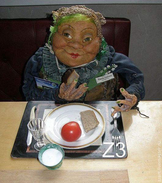 Дизайн интерьеров ручной работы. Ярмарка Мастеров - ручная работа. Купить большая интерьерная кукла арт-объект Жанна. Handmade.