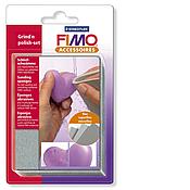 Глина ручной работы. Ярмарка Мастеров - ручная работа FIMO Полирующий комплект для выравнивания затвердевших поверхностей. Handmade.