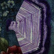 """Одежда ручной работы. Ярмарка Мастеров - ручная работа Пончо """"Для маленькой королевы"""". Handmade."""