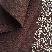 Подарки к праздникам handmade. Livemaster - original item Christmas napkin with embroidery