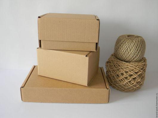 Почтовые коробки без печати.