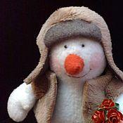 Подарки к праздникам ручной работы. Ярмарка Мастеров - ручная работа Влюбленный полярник. Handmade.