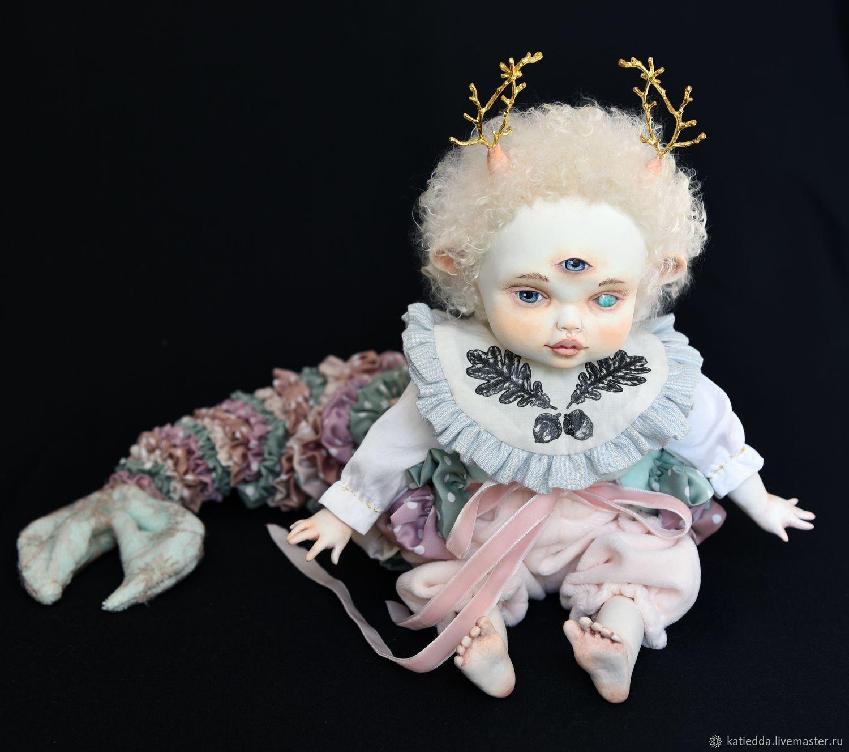 Русалка Дубового рая, Куклы и пупсы, Гомель,  Фото №1