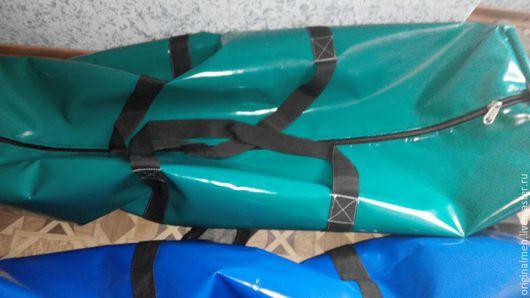 Мужские сумки ручной работы. Ярмарка Мастеров - ручная работа. Купить Сумка для дайвинг снаряжения для рыбака. Handmade. Тёмно-синий