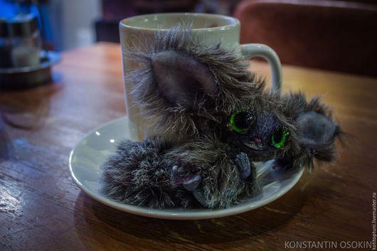 Мишки Тедди ручной работы. Ярмарка Мастеров - ручная работа. Купить Друг котов-топтунов: Чуду-Буду. Handmade.
