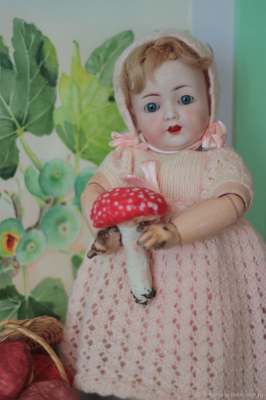 Винтаж: Продана! Антикварная кукла тодлер Franz Schmidt, Куклы винтажные, Одинцово,  Фото №1