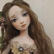 """Куклы и игрушки ручной работы. Ярмарка Мастеров - ручная работа кукла """"Валери"""". Handmade."""