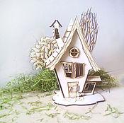 Для дома и интерьера ручной работы. Ярмарка Мастеров - ручная работа Домик Гномика. Handmade.