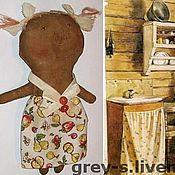 Куклы и игрушки ручной работы. Ярмарка Мастеров - ручная работа Кукла примитив Фло. Handmade.