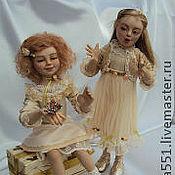 Куклы и игрушки ручной работы. Ярмарка Мастеров - ручная работа Подружки. Handmade.