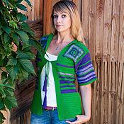 Одежда handmade. Livemaster - original item Summer cardigan. Handmade.