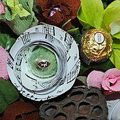 Цветы и флористика ручной работы. Ярмарка Мастеров - ручная работа Ноктюрн....................букет из конфет. Handmade.