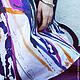 Юбки ручной работы. Ярмарка Мастеров - ручная работа. Купить Художественная юбка. Handmade. Белый, юбка с принтом, юбка летняя