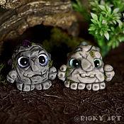 Куклы и игрушки ручной работы. Ярмарка Мастеров - ручная работа Каменный троль. Handmade.