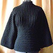 Одежда ручной работы. Ярмарка Мастеров - ручная работа свитер-кимоно. Handmade.