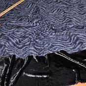 """Материалы для творчества ручной работы. Ярмарка Мастеров - ручная работа СКИДКА-36% Шерсть пальтовая с мехом """"Max Mara"""", 1800 руб.. Handmade."""