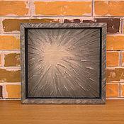 Картины ручной работы. Ярмарка Мастеров - ручная работа Картины: Картина Master Loft из гипса. Handmade.