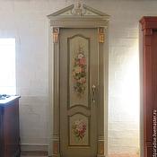 Двери ручной работы. Ярмарка Мастеров - ручная работа Роспись дверей, изготовление порталов. Двери для дома.. Handmade.