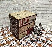 """Для дома и интерьера ручной работы. Ярмарка Мастеров - ручная работа Комод """"Аристократ"""". Handmade."""