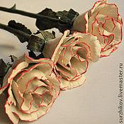 Подарки к праздникам ручной работы. Ярмарка Мастеров - ручная работа Кованые цветы. Handmade.