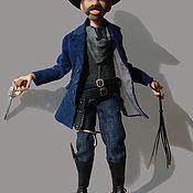 Куклы и игрушки ручной работы. Ярмарка Мастеров - ручная работа Бьюфорд Таннен(«Бешеный Пёс»). Handmade.