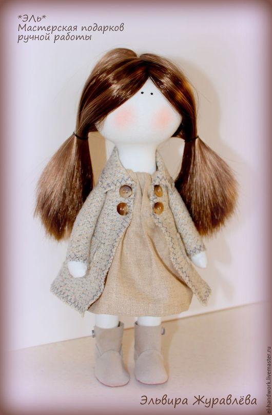 Коллекционные куклы ручной работы. Ярмарка Мастеров - ручная работа. Купить Интерьерная кукла Шанель. Для примера. Цена 3000. Handmade.