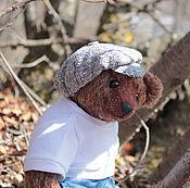 Куклы и игрушки ручной работы. Ярмарка Мастеров - ручная работа Авторский мишка Гена. Handmade.