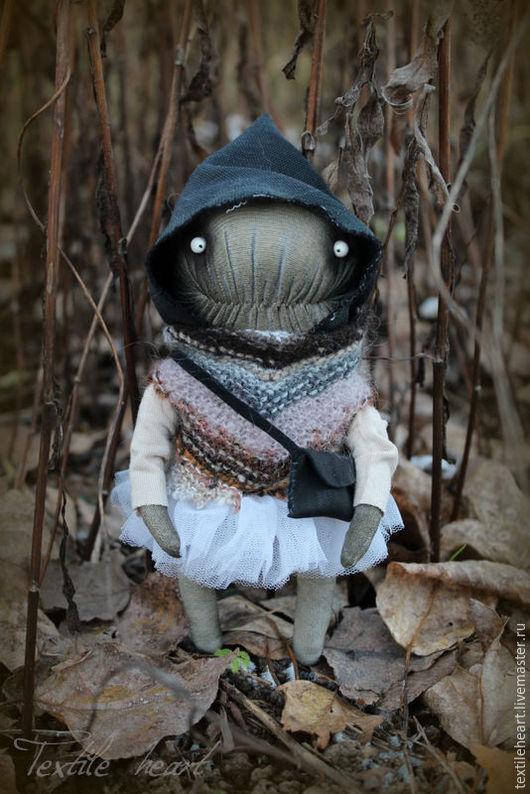 Коллекционные куклы ручной работы. Ярмарка Мастеров - ручная работа. Купить Laura.... Handmade. Комбинированный, чердачная игрушка, textileheart, балерины