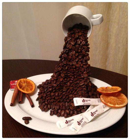 Кухня ручной работы. Ярмарка Мастеров - ручная работа. Купить Кофейное изобилие. Handmade. Подарок на любой случай
