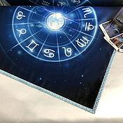 handmade. Livemaster - original item Tarot tablecloth 50h50 cm.