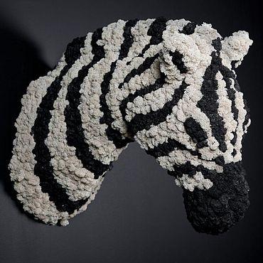 Дизайн и реклама ручной работы. Ярмарка Мастеров - ручная работа Фигура из стабилизированного мха. Handmade.