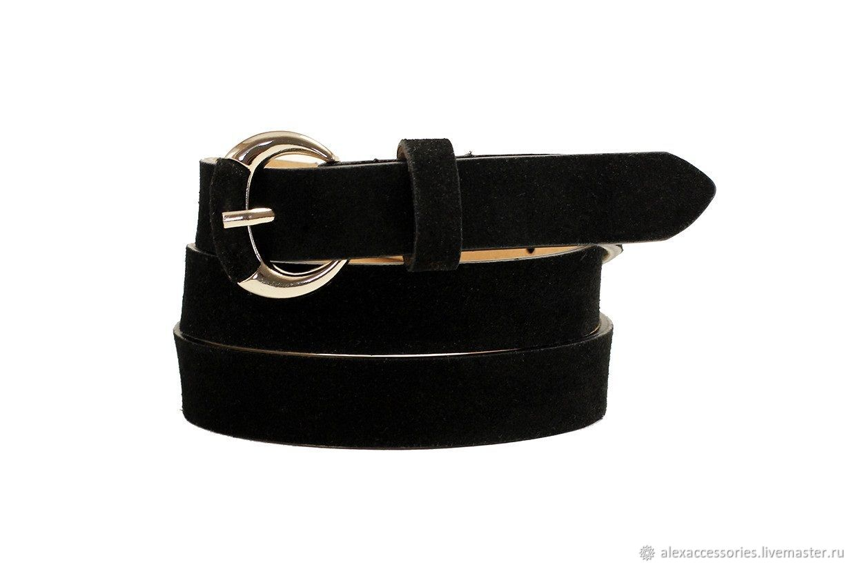 Copy of Copy of Copy of Green suede belt, Straps, Moscow,  Фото №1