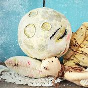 Куклы и игрушки ручной работы. Ярмарка Мастеров - ручная работа Утро для Луны. Handmade.
