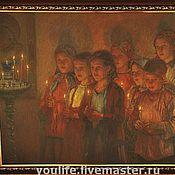 Картины и панно ручной работы. Ярмарка Мастеров - ручная работа Репродукция картины!Холст. Handmade.
