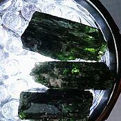 Материалы для творчества handmade. Livemaster - original item The crystals of diopside( Pakistan). Handmade.