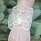 Перчатки. перчатки кружевные кружевные перчатки перчатки женские перчатки сеточка свадебные перчатки