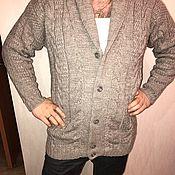 Одежда ручной работы. Ярмарка Мастеров - ручная работа Кардиган Stil. Handmade.