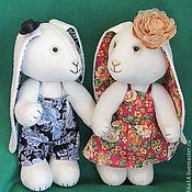 Куклы и игрушки ручной работы. Ярмарка Мастеров - ручная работа Они такие разные но все таки они вместе. Handmade.