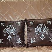 Для дома и интерьера handmade. Livemaster - original item Interior pillowcase