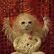 """Подарки к праздникам ручной работы. Ярмарка Мастеров - ручная работа Ангел """"Счастья"""". Handmade."""