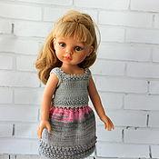 Куклы и игрушки ручной работы. Ярмарка Мастеров - ручная работа Одежда для куклы Паолки. Handmade.