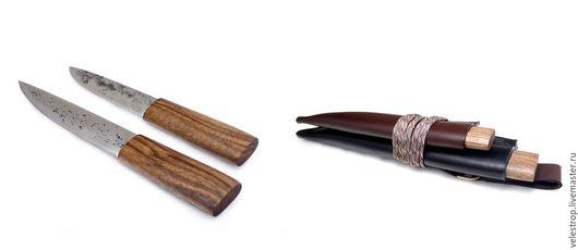 Персональные подарки ручной работы. Ярмарка Мастеров - ручная работа. Купить якутский нож.. Handmade. Якутский нож