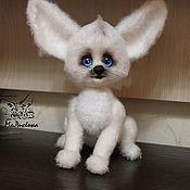 Stuffed Toys handmade. Livemaster - original item Fenichka. Handmade.