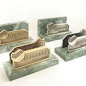 Сувениры и подарки handmade. Livemaster - original item Business Card Holder