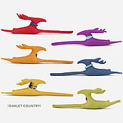 Куклы и игрушки ручной работы. Ярмарка Мастеров - ручная работа игрушка Оклет-Лось. Handmade.