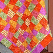 Для дома и интерьера ручной работы. Ярмарка Мастеров - ручная работа Детское одеялко. Handmade.